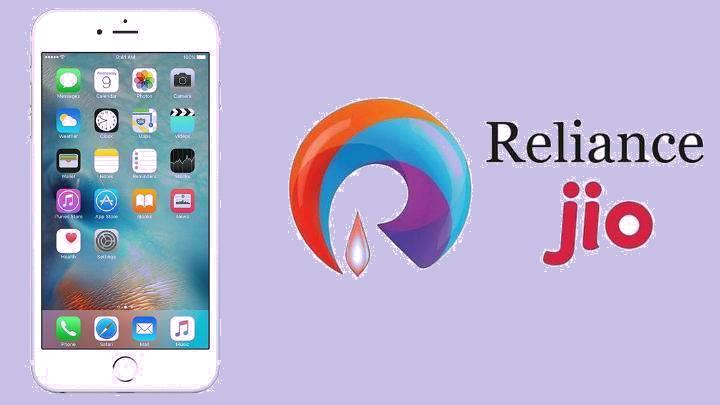 iPhone jio offer